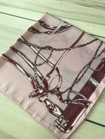 ผ้าพันคอ ผ้าคลุม ซาติน 70*70 ST05-040