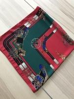 ผ้าพันคอ ผ้าคลุม ซาติน 70*70 ST05-017