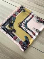 ผ้าพันคอ ผ้าคลุม ซาติน 70*70 ST05-018