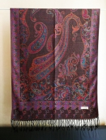 ผ้าพันคอ Pashmina พาสมีน่า ลาย ไทย PS02006T-1