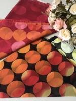 ผ้าพันคอ ชีฟอง สกรีนลาย Chiffon CF01-058