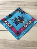 ผ้าพันคอ ผ้าคลุม ซาติน 70*70 ST05-024