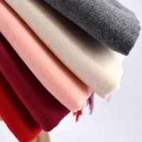 ผ้าพาสมีน่า แคชเมียร์ สีพื้น Pashmina Cashmere