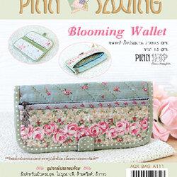 กระเป๋าสตางค์ Blooming Wallet