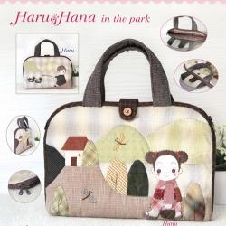 Haru & Hana in the Park