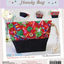กระเป๋าเย็บจักร Handy Bag