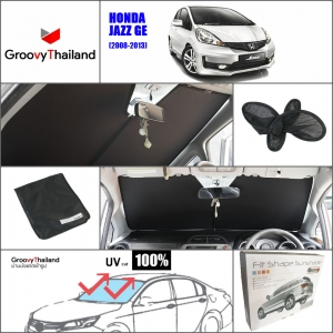 HONDA JAZZ GE 2008~2013 F-row (1 pcs)