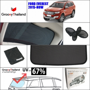 FORD EVEREST 2015-Now R-row (1 pcs)