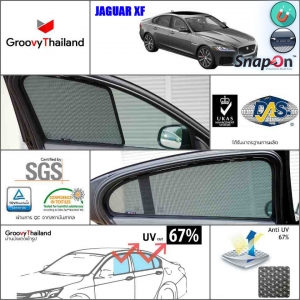 JAGUAR XF (SnapOn - 4 pcs)
