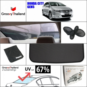 HONDA CITY Gen5 2009~2013 R-row (1 pcs)