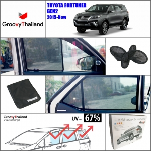 TOYOTA FORTUNER Gen2 2015-Now (6 pcs)