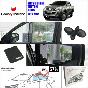 MITSUBISHI TRITON Gen5 2015-Now (4 pcs)