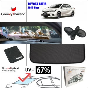 TOYOTA ALTIS Gen11 2014-Now R-row (1 pcs)