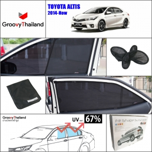 TOYOTA ALTIS Gen11 2014-Now (4 pcs)