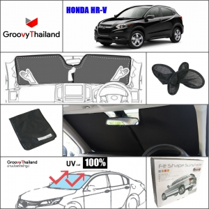 HONDA HR-V F-row (1 pcs)