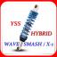 โช้ค YSS DTG- HYBRID WAVE/SMASH thumbnail 12
