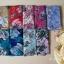 ผ้าคลุม อิสลาม วิสคอส viscose พิมพ์ลาย ดอกไม้ HJ07013-1 thumbnail 2