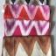 ผ้าพันคอ ชีฟอง สกรีนลาย Chiffon CF01-059 thumbnail 1