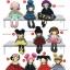 ผ้าพิมพ์ลาย เย็บตุ๊กตา Girly Gang thumbnail 1