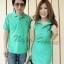 เสื้อคู่รักโปโล เสื้อแขนกุดสีเขียวออกแนวสปอร์ต บอกได้เลยสวยสุดๆ thumbnail 1