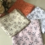 ผ้าพันคอ ชีฟอง สกรีนลาย Chiffon CF01-062 thumbnail 1