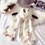 ผ้าพันคอ ผ้าคลุม ไหมญี่ปุ่น สกรีนลาย SJ01-007 thumbnail 1