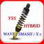 โช้ค YSS DTG- HYBRID WAVE/SMASH thumbnail 10