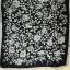 ผ้าพันคอ ผ้าคลุม ไหมญี่ปุ่น สกรีนลาย SJ01-006 thumbnail 2
