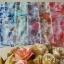 ผ้าคลุม อิสลาม วิสคอส viscose พิมพ์ลาย ดอกกุหลาบ HJ07024-1 thumbnail 2