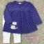 เสื้อผ้าเด็ก/ชุดกันหนาวเด็ก (พร้อมส่ง!!) 041060-4 thumbnail 5