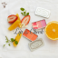 Skinfood Fresh Fruit Lip & Cheek Trio #1 Orange thumbnail 3