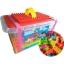 กล่องบล็อคตัวต่อเลโก้ 320 ชิ้น D.I.Y BLOCK