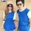 เสื้อคู่รัก เสื้อคู่สวยๆออกแนวสไตล์สปอตบอยเกิร์ล thumbnail 2