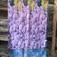 ผ้าพันคอ ชีฟอง สกรีนลาย Chiffon CF01-057 thumbnail 4
