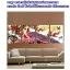 Arthome130 ภาพนกยูงกับต้นบ๊วยแดง thumbnail 2
