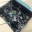 ผ้าพันคอ ผ้าคลุม ไหมญี่ปุ่น สกรีนลาย SJ01-005 thumbnail 1