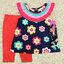 เสื้อผ้าเด็กเซต เสื้อ+เลกกิ้ง+สายคาดผม size 12m-18m-24m thumbnail 1