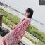 ผ้าพันคอ วิสคอส viscose สไตล์ ยิปซี VC01018 thumbnail 3