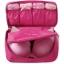 กระเป๋าเก็บชุดชั้นในมีหูหิ้ว สีชมพู