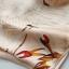 ผ้าพันคอ ผ้าคลุม ไหมญี่ปุ่น สกรีนลาย SJ01-010 thumbnail 2