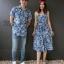 เสื้อคู่รักฮาวาย ชุดเที่ยวทะเล thumbnail 2