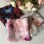 ผ้าพันคอ ชีฟอง สกรีนลาย Chiffon CF01-054 thumbnail 1