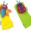 ถุงเท้า แมลง สีสดใส น่ารัก จาก Lamaze มีหลายแบบให้เลือก Lamaze Foot Finder thumbnail 2
