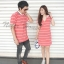 เสื้อโปโลคู่สีชมพูอมโอรสนิดๆ thumbnail 2