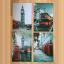 ภาพอาร์ตรถบัสลอนดอน สีเทาเขียว arthome96B thumbnail 1
