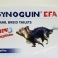 Synoquin efa small breed 30 เม็ด Exp.01/20 อาหารเสริมโปรตีนสำหรับสุนัขพันธ์เล็ก อายุ 6 เดือนขึ้นไป
