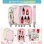 Peripera Mini Fashion People Carrier Set #กระเป๋าสีเหลือง thumbnail 7