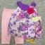 เสื้อผ้าเด็กเซต เสื้อ+เลกกิ้ง+สายคาดผม (ทรงบอลลูน) Size 3m-6m-9m thumbnail 1