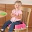 Safety 1st เก้าอี้ทานข้าวเด็ก Booster Seat สีชมพู thumbnail 2