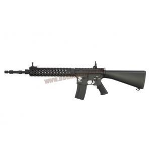 E&C 316S : M16 SPR MK12 บอดี้เหล็ก JR.Custom Gen 2